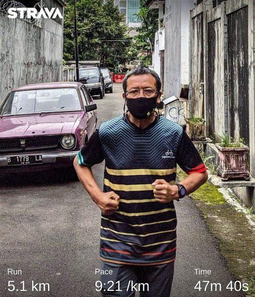 Indonesia bermasker Yuk