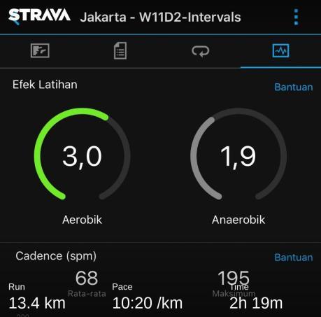 aerobik result